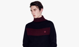 1930s Tennis & Football Inspire Nigel Cabourn's 2nd Collection for Fred Perry