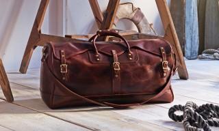 Made-in-America Heirloom Luggage by J.W. Hulme