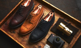 First Look | Oliver Sweeney Fall/Winter 2015 Shoes & Outerwear