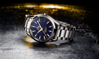 "James Bond ""Sepctre"" Inspires the Next Omega Seamaster Aqua Terra"