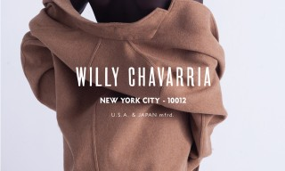 Willy Chavarria Releases a Second Lookbook for Fall/Winter 2015