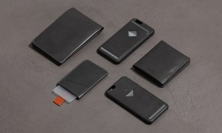 "Bellroy Launches the all-Grey ""Charcoal"" Accessory Collection"