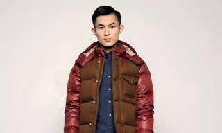 Innovative Classics from CREEP by Hiroshi Awai for Fall/Winter 2015