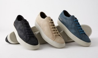 Steven Alan Unveils Exclusive Common Projects For Fall/Winter 2015