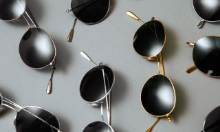 Cutler & Gross Creates Lightweight Precious Metal Sunglasses Exclusively for DSMNY