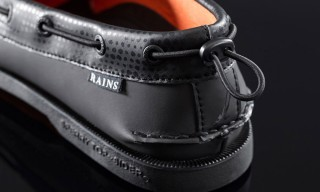 Sperry & RAINS Create a Fully Water-Repellent Shoe Line