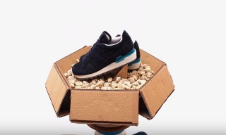First Look | Universal Works Animates a Collaborative Footwear Line with Saucony