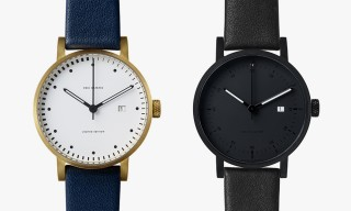 VOID Launch 2 New Timepieces at the London Design Festival