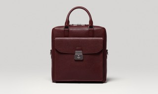 "Quintessentially British Leather Goods from dunhill's ""Albany"" Collection"