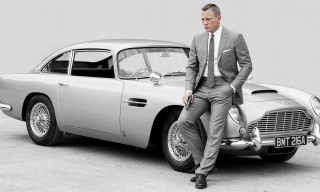 Suit of Charm – Learn What It Takes to Clothe James Bond