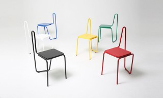 "SOHN's ""One Liner"" Chair Series is Inspired by Picasso Drawings"