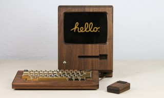"Love Hultén's ""Golden Apple"" Combines Nostalgia & Modern Technology"