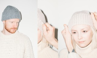Cozy Up with Hand-Knit Beanies & Neck Warmers by Warsaw's Córka Rybaka