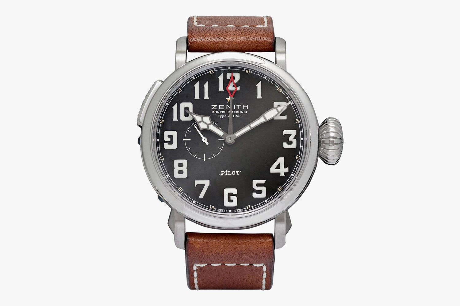 Zenith launches for mr porter ultra luxury timepieces for Porte zenith