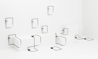 "See Nendo's ""Parasitizing"" Border Tables"