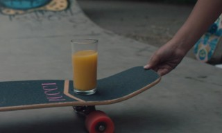 """Orange Juice"" – An Emilio Pucci Skate Film by NOWNESS"