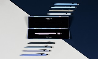 Paul Smith Customizes Caran d'Ache's Iconic 849 Pen