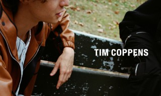 Designer Tim Coppens Launches a First Campaign