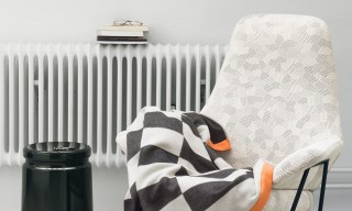 Geometric Throw Blankets by Arthur Arbesser for Hem