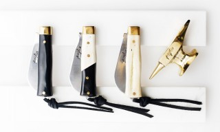 New Knives & Brass Accessories from Brooklyn's Poglia