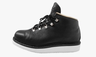 Richardson & Seil Marschall Collaborate on a Mont Blanc Boot