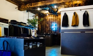 "Selectism Visits | ""the"" Shop to Be – The Hill-Side's New Brooklyn Flagship"