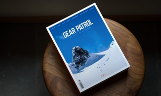 Gear Patrol Goes Analog with Print Magazine Debut