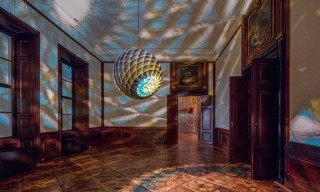 "Preview Olafur Eliasson's Incredible ""Baroque Baroque"" Exhibit at Vienna's Winter Palace"