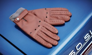Houseofhrvst Teams with ROECKL on a Luxury Leather Glove Collection