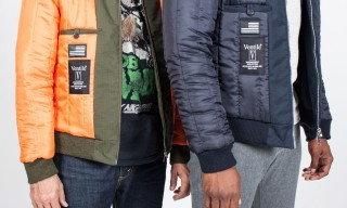 American Trench Partners With Krammer & Stoudt on Bomber Jackets