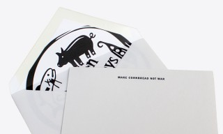 Billy Reid Taps Terrapin Stationers for a Collection of Holiday Cards
