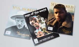 "Take a Look Inside ""Man of the World"" 14th Issue"