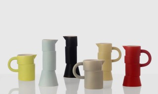 L' Abitare & mist-o Design a Collection of Off-Kilter Water Carafes