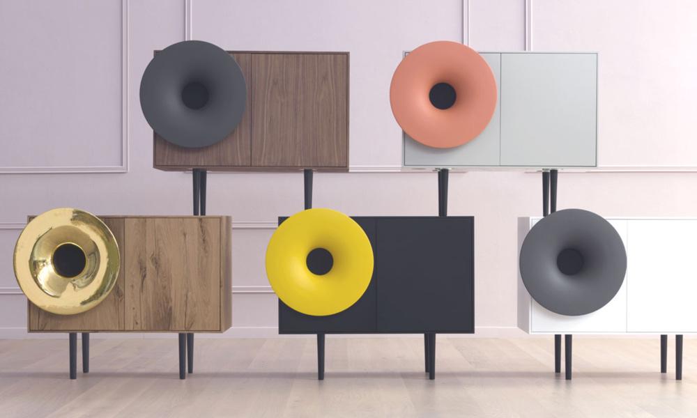 New-Black-Caruso-Wireless-Gramophone-feature