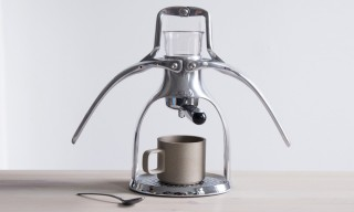 Brew the Perfect Cup With ROK's Manual Espresso Machine