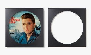 Spitsberg's Wall Frames Preserve Your Record Covers