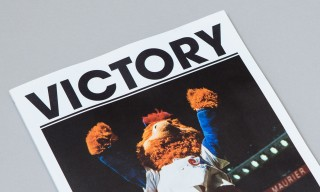 Sport Meets Art in Victory Journal's 10th Issue