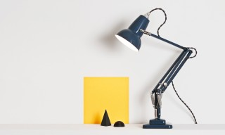 Upgrade Your Workspace With Anglepoise's Mini Desk Lamp