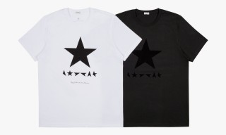Paul Smith to Release Limited Edition T-Shirts in Honor of David Bowie's 27th Album