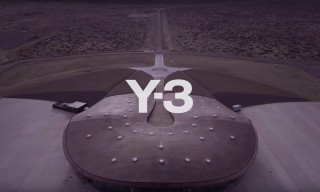 Y-3's Futuristic Approach to Fashion Finds a Home with Virgin Galactic
