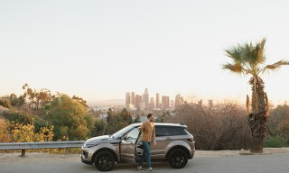 Watch Producer and DJ Them Jeans Sample LA's Streets in a Range Rover Evoque