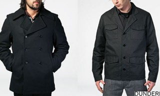 Dunderdon Jackets for Fall/Winter 2008/2009